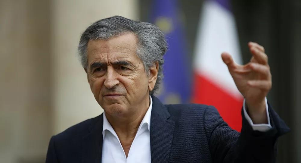 Covid-19 : BHL parle d'une «zombification de la France !» au sujet du port du masque en extérieur