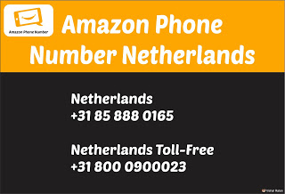 Amazon Phone Number Netherlands