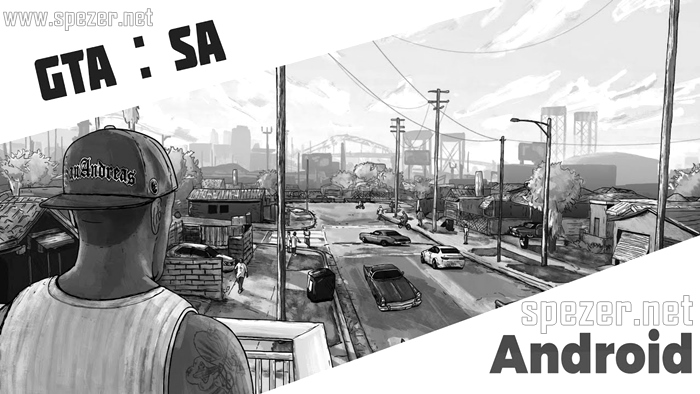 Download GTA SA Highly Compressed Android
