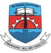 Federal Poly Ede Departmental cutoff Mark 2018/19