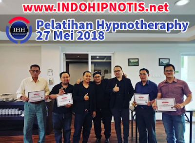 Pelatihan Hipnotis Dan Hipnoterapi 22 Juli 2018 Minggu Jakarta