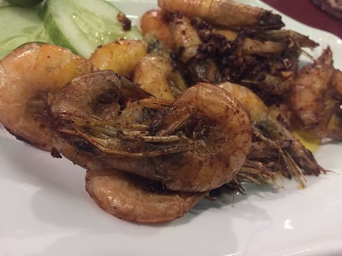 Seafood at Bantayan Island