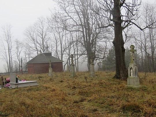 Cmentarz łemkowski wsi Regetów Wyżny
