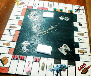 They Are All Of Me Make Your Own Opoly
