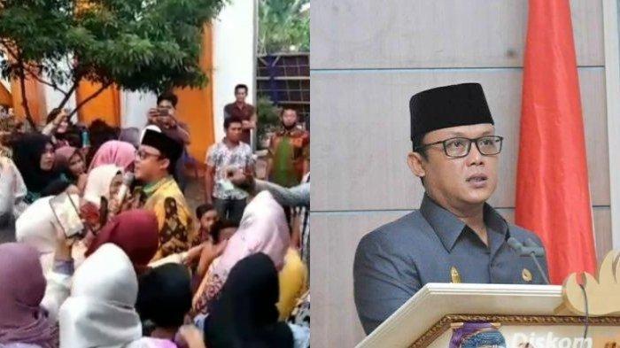 Begini Pengakuan Wabup Lampung Tengah Usai Diperiksa Soal Joget Tanpa Prokes