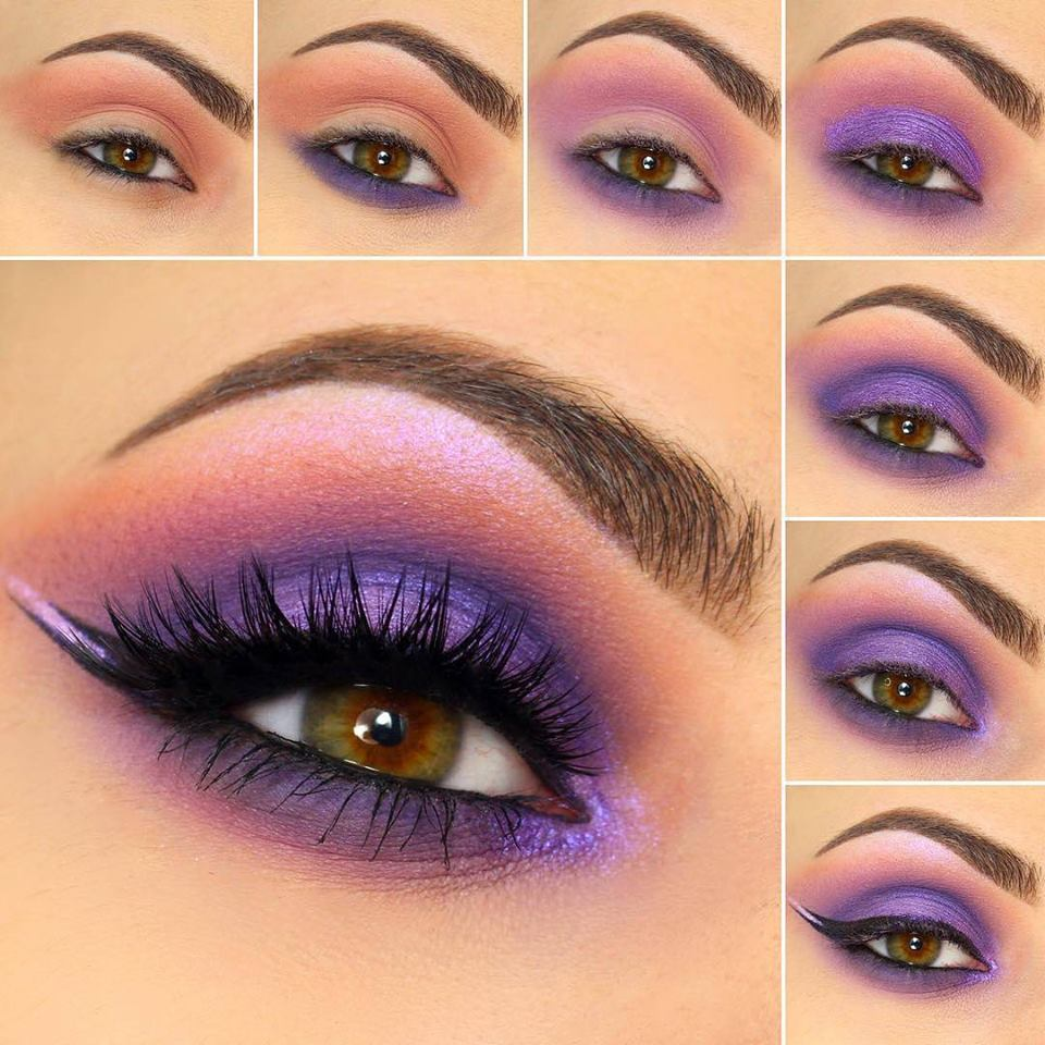Easy step by step eye makeup tutorials for beginners trends4everyone easy step by step eye makeup tutorials for beginners baditri Images