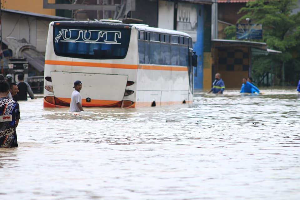 Warga Pamanukan Sebut Peristiwa Banjir Nyaris Sama Dengan Tragedi Januari 2014