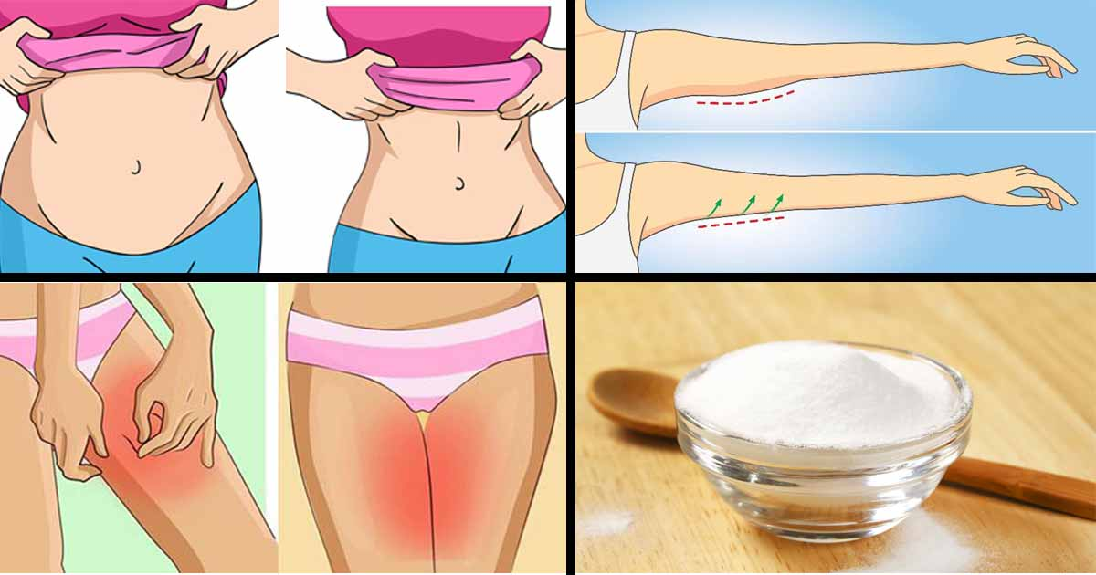 A Cure To Help You Burn Belly, Back, Arm Or Thigh Fats