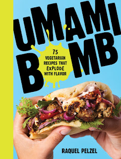 Review of Umami Bomb by Raquel Pelzel