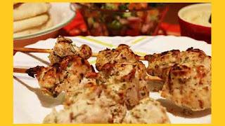Chicken Malai Tikka Recipe