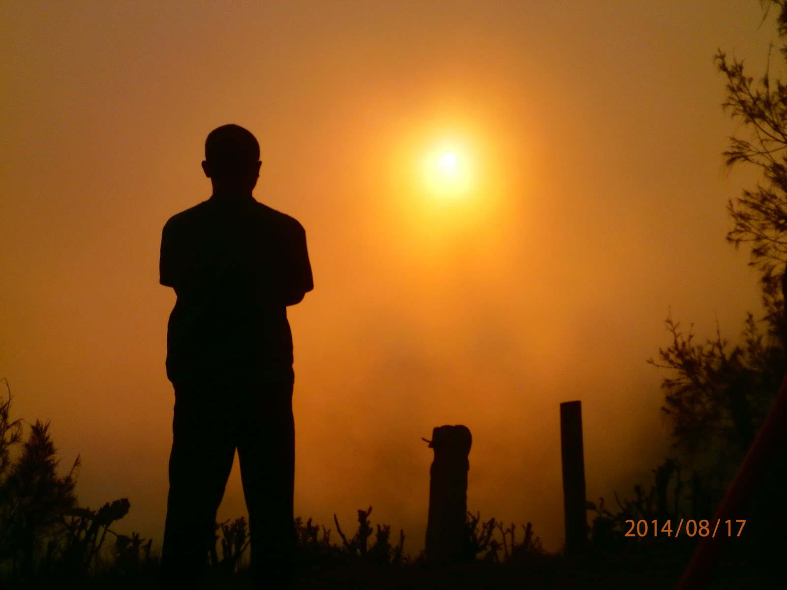 Yojalan Jalandab Bromo Tips And Adv Sunset Full Destination The Golden In Lava View Cottage Or Permai Areas Cemoro Lawang Area