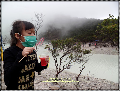 Kawah Putih, Gunung Patuha Indonesia