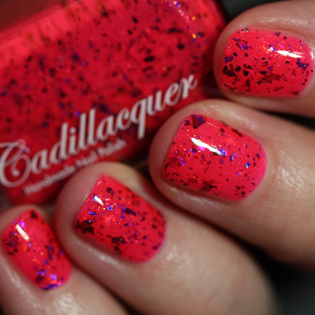 Cadillacquer Youth swatch by Streets Ahead Style