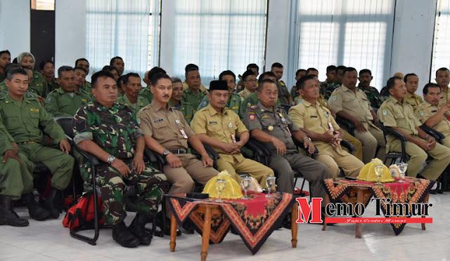 Sekretaris Daerah Kabupaten Lumajang, Drs. Gawat Sudarmanto