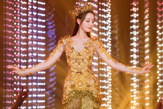 Dilraba Dilmurat Golden Eagle Goddess 2018