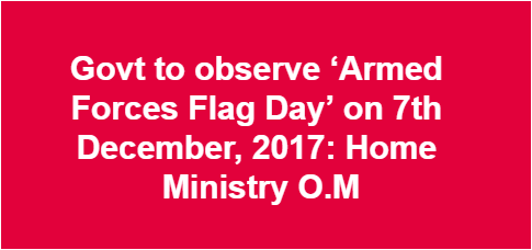 govt-to-observe-armed-forces-flag-day-paramnews