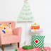 How To Make A Pegboard Christmas Tree