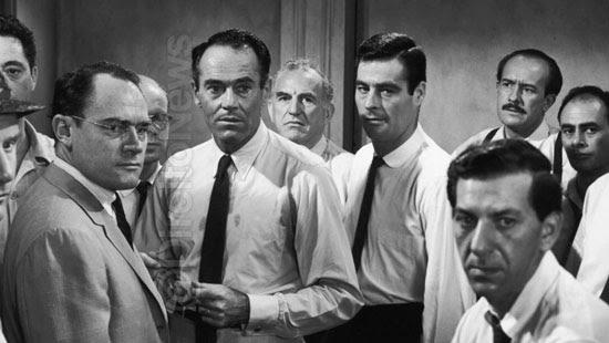12 homens sentenca perigo julgamento direito