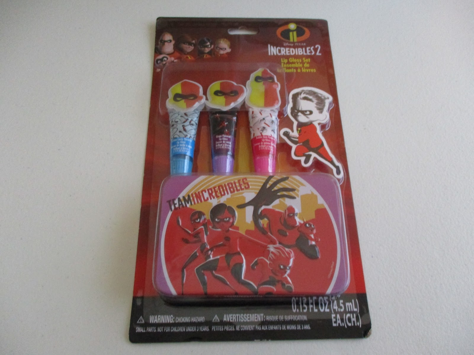 Missys Product Reviews : Incredibles 2 From Townley Girl