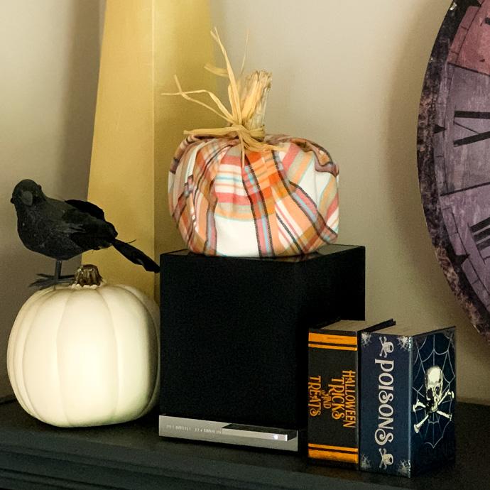 fall and halloween home tour