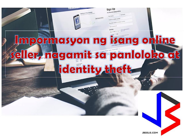 A woman in Baguio City ended up as another victim of identity theft. Fiona Moraleda, had been a victim of a fake online seller after she posted personal information on her social media account. According to Moraleda, many buyers or victims are now complaining her for the deeds of the fake online seller who scammed customers after pretending to be her.   Based on statistics from Philippine National Police, identity theft remains among the top five cyber-crime complaints. It is advised, that in order to not end up as victim of identity theft, we must avoid posting personal information or details that could be used by another person to steal your identity. Some of the documents that should not be posted are ID, passport, documents and even receipts that shows your exact address, birthday and other contact details and personal information. The Department of Trade and Industry is also admonishing the public to buy or transact only with legitimate sellers or those who you know personally.