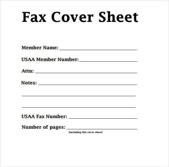 Confidential Fax Cover Letter 2018 Birthday Letter