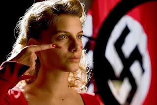 Revenge of the Giant Face : The Old Testament Judgment of Quentin Tarantino s Inglourious Basterds (2009)
