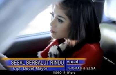 Lirik Lagu Pof Malaysia Thomas Arya Feat Elsa Pitaloka  - Sesal Berbalut Rindu
