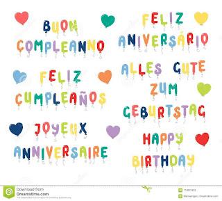Parabéns em Italiano Como Dizer, Feliz Aniversário em Italiano