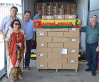 Proyecto misionero Biblias a Guinea-Bissau