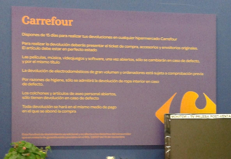 Accesorios Para El Bano Carrefour.Harto De Carrefour Carrefour Y Su Politica De