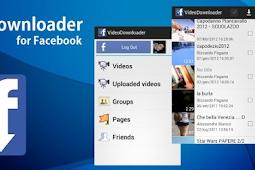 7 Aplikasi Download Video Facebook lewat HP Android