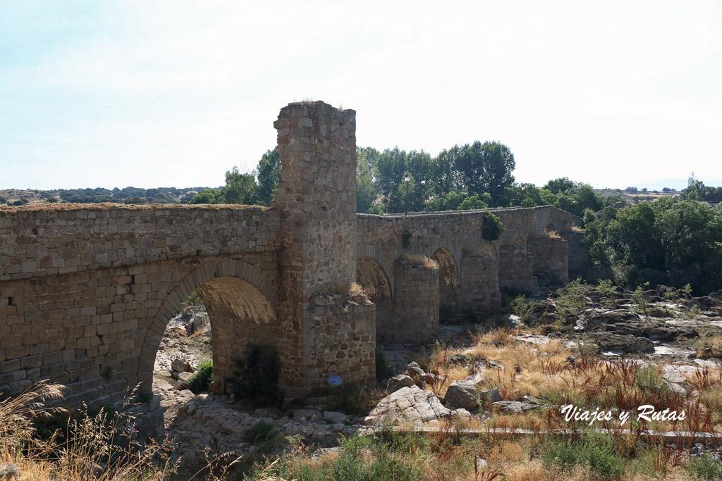 Puente sobre el Tormes de Puente del Congosto