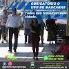 USO OBRIGATÓRIO DE MÁSCARAS POR PARTE DOS QUE TRANSITAREM PELA CIDADE DE JACUPIRANGA