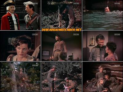 Furia Salvaje (1959) (Fronteras de fuego) - Frontier Rangers