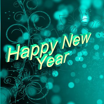Happy New Year Evening fireworks 2019 full hd wallpaper (1)