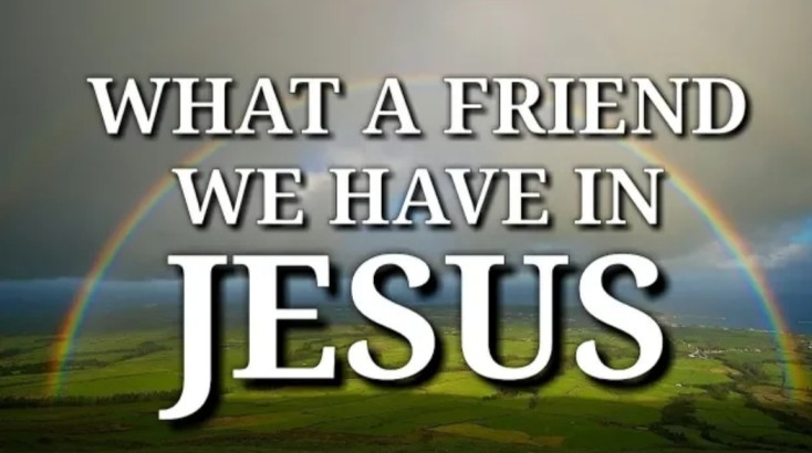 lyrics to what a friend we have in jesus