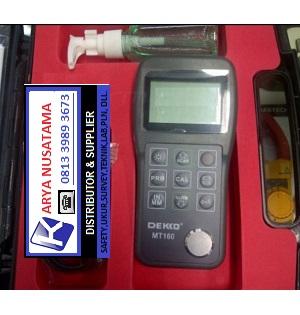 Jual Ultrasonic Thicnes Meter DEKKO MT 160 di Gresik