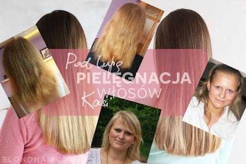 Pod lupą: pielęgnacja cienkich i rzadkich włosów Katarzyny - czytaj dalej »
