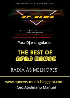 The Best of Afro House-(Álbum) 2019