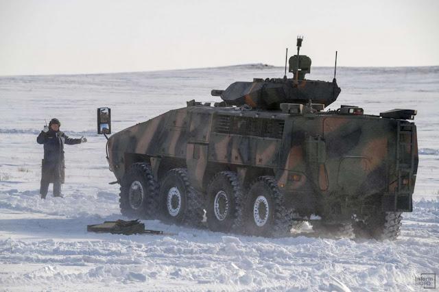 Armored Combat vehicules APC/IFV (blindés..) - Page 4 37