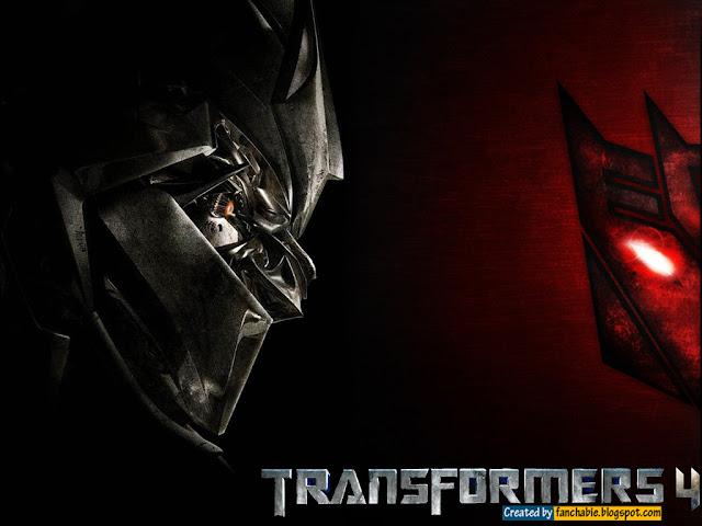 Destroy Transformer 4