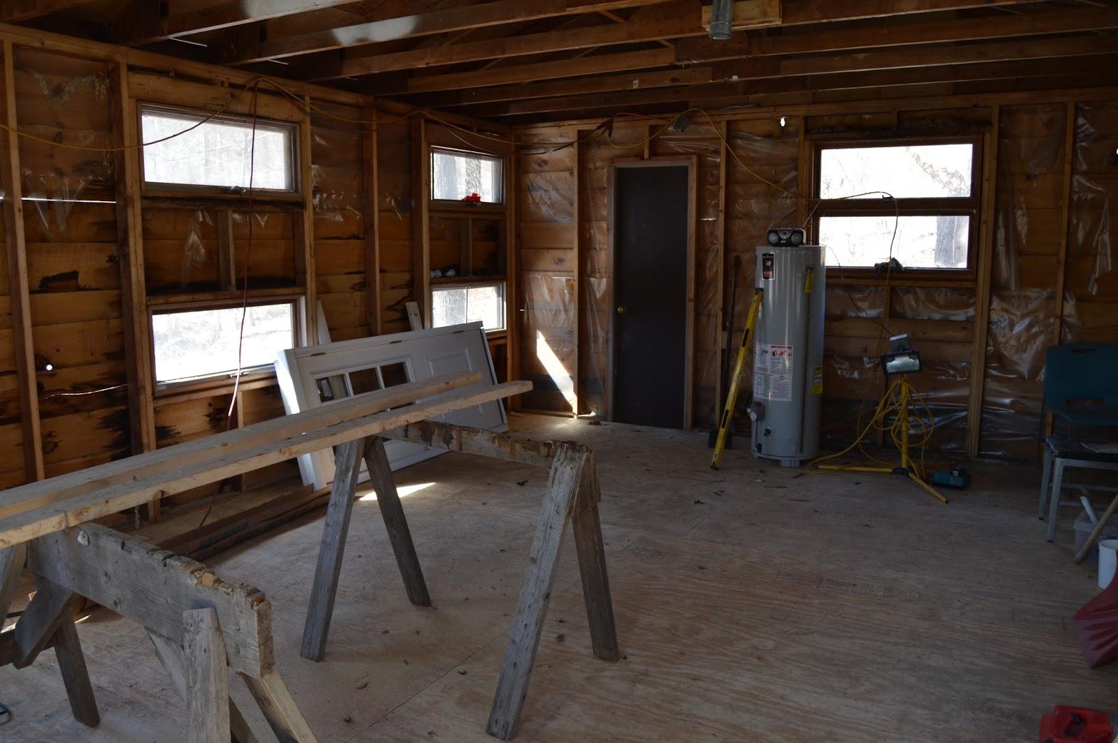 Al S Frost Valley Alumni Blog Cabin 38 Is Being Rebuilt