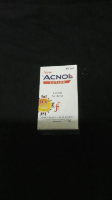 Acnol Gel for Acne: Referensi untuk Para Acne Fighter