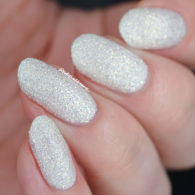 Barry M Crystal Rock Collection A/W 19 White Moonstone