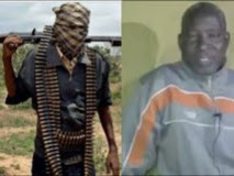"""Don't Stop Thanking God If I Die ""- CAN Chairman Rev Lawan Finally Beheaded By Boko Haram For Not Denying JESUS"