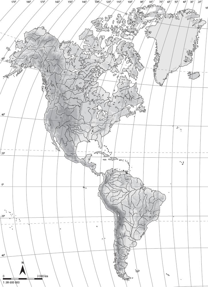 Mapa Fisico America Mudo Pdf.Recursos De Geografia E Historia Atlas Coleccion De Mapas