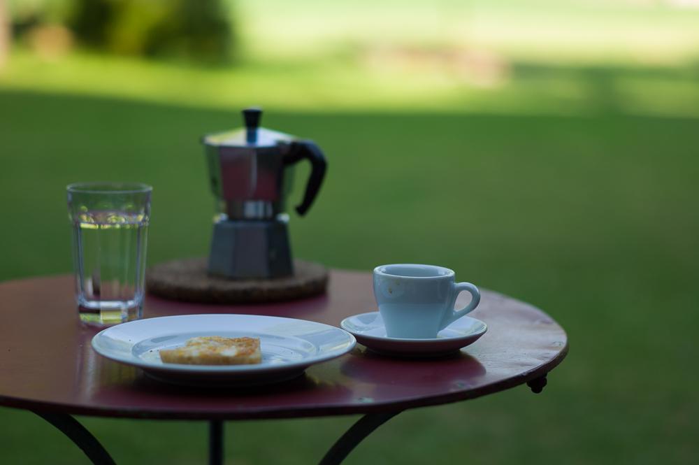 Fotografie Und Drumrum Frühstück Im Garten Sommer