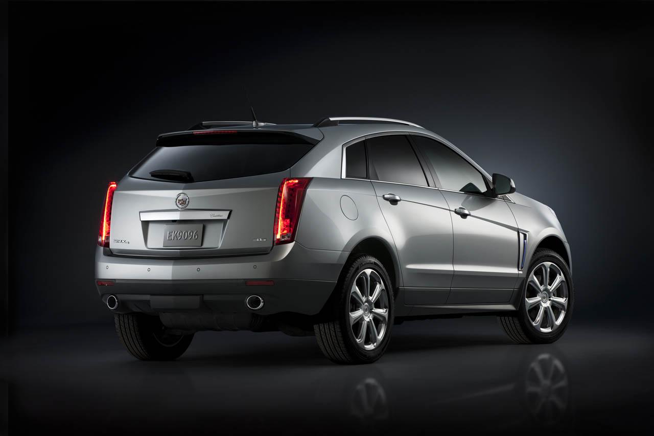Automotiveblogz: Cadillac CUEs up improved 2013 SRX