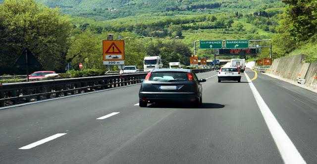 Sugestões para viajar de carro na Itália